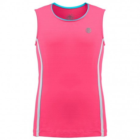 Dívčí tenisové tričko Poivre Blanc pink