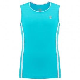 Dívčí tenisové tričko Poivre Blanc blue