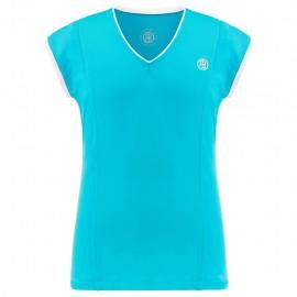Dívčí tenisové tričko Poivre Blanc Sleeve blue