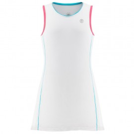 Dívčí tenisové šaty Poivre Blanc white