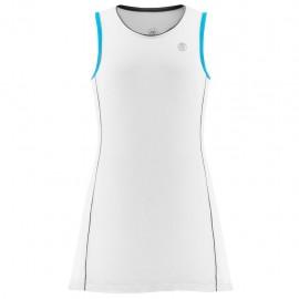 Dívčí tenisové šaty Poivre Blanc white black