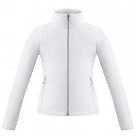 Dívčí tenisová bunda  Poivre Blanc white