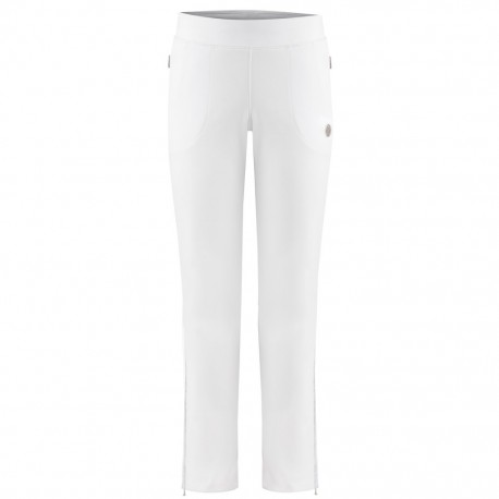 Dívčí tenisové kalhoty Poivre Blanc white