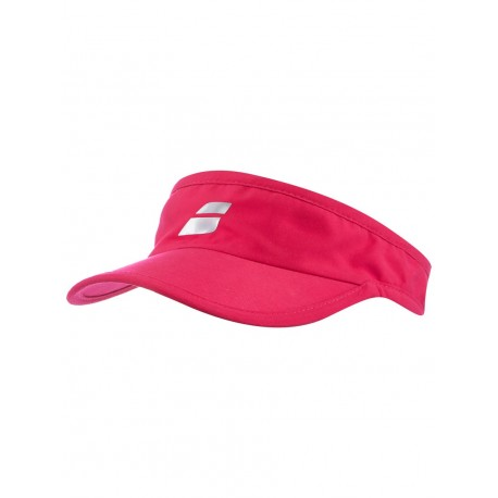 Kšilt Babolat Visor junior red rose