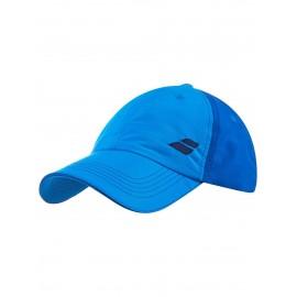 Kšiltovka Babolat Basic Logo junior blue aster