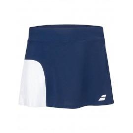 Dívčí tenisová sukně Babolat compete blue