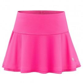 Dívčí tenisová sukně Poivre Blanc pink
