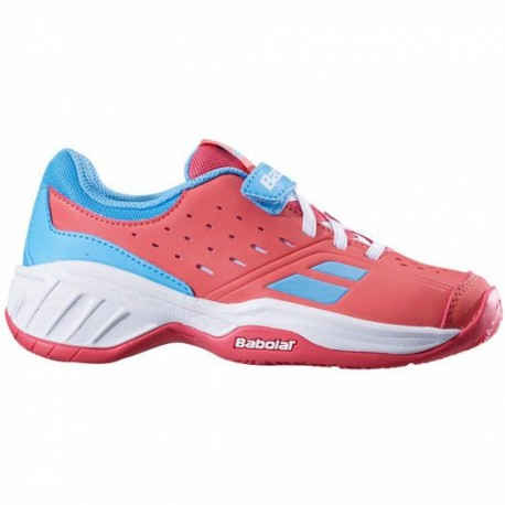 Tenisová obuv Babolat Pulsion AC KID Pink