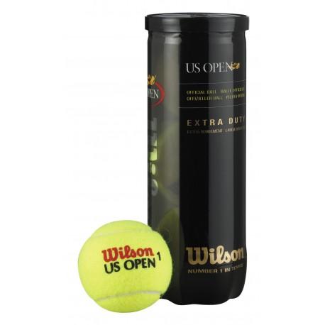 Tenisové míče Wilson US OPEN  3 ks